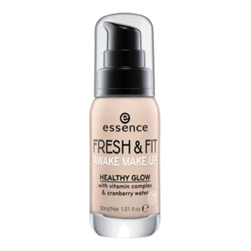 essence Fresh & Fit Awake Make Up Foundation - 10 Fresh Ivory