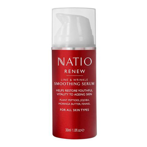 Natio Renew Line & Wrinkle Smoothing Serum 30ml