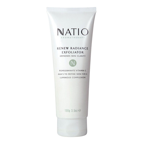 Natio Renew Radiance Exfoliator 100g
