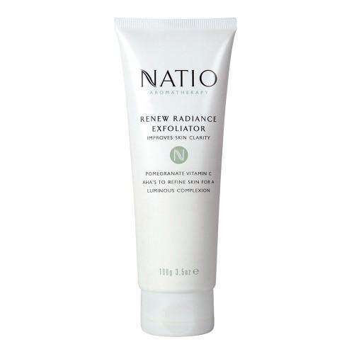 Natio Renew Radiance Exfoliator 100g