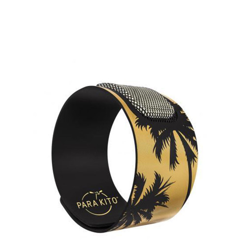 Para'Kito Party Mosquito Repellent Band - Black Palm