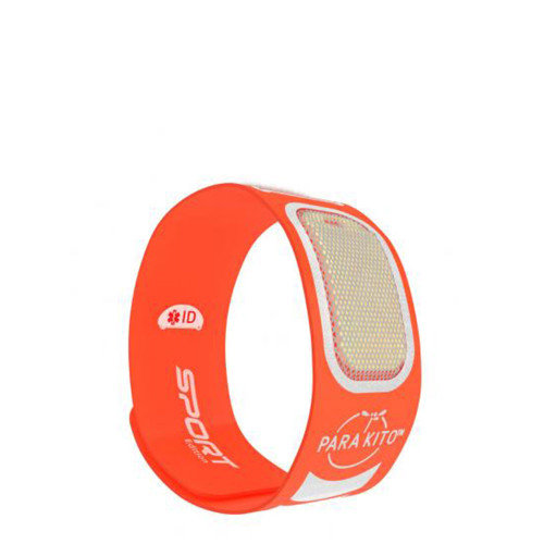 Para'Kito Sports Mosquito Repellent Band - Orange