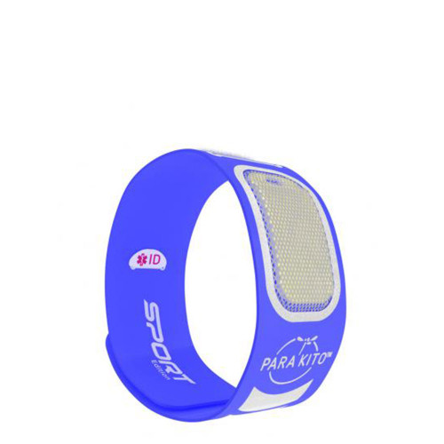 Para'Kito Sports Mosquito Repellent Band - Blue