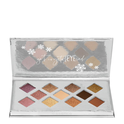 essence Crystal Dreams Eyeshadow & Lip Palette - 01 Give Me Crystals