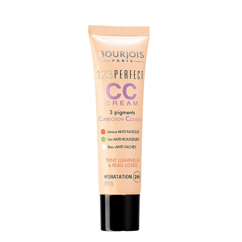 Bourjois 123 Perfect Colour Correcting Cream. 33 Rose Beige