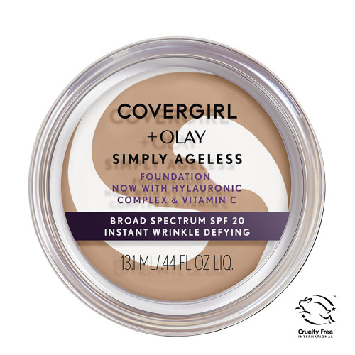 COVERGIRL + Olay Simply Ageless Foundation - 240 Natural Beige