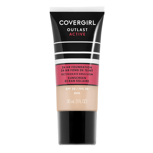COVERGIRL Outlast Active Foundation - 855