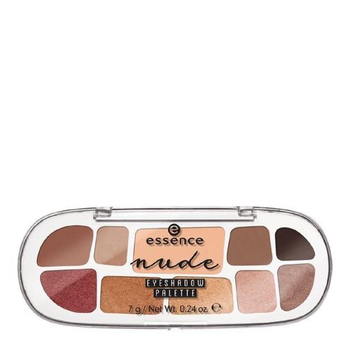 essence Eyeshadow Palette - Nude