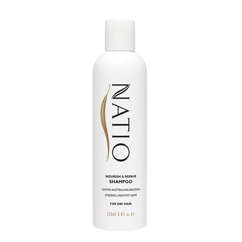 Natio Nourish & Repair Shampoo 250ml