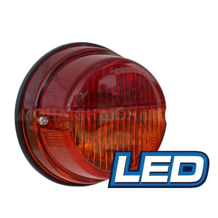 LED Round Trailer Lamp