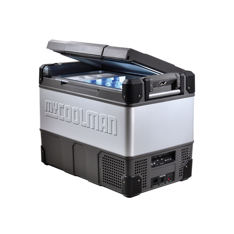 myCOOLMAN CCP 69 Dual Zone Fridge, Freezer