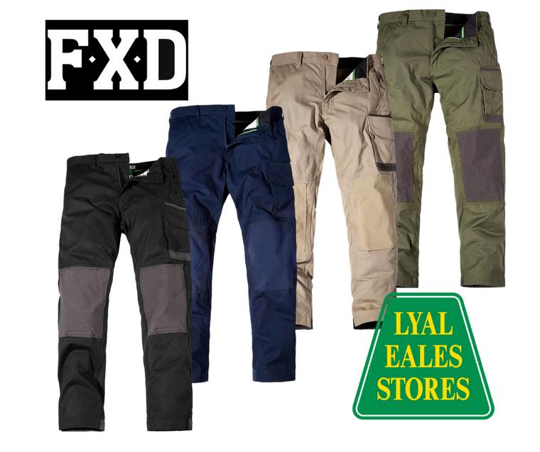 WP-1 FXD Cargo Work Pants