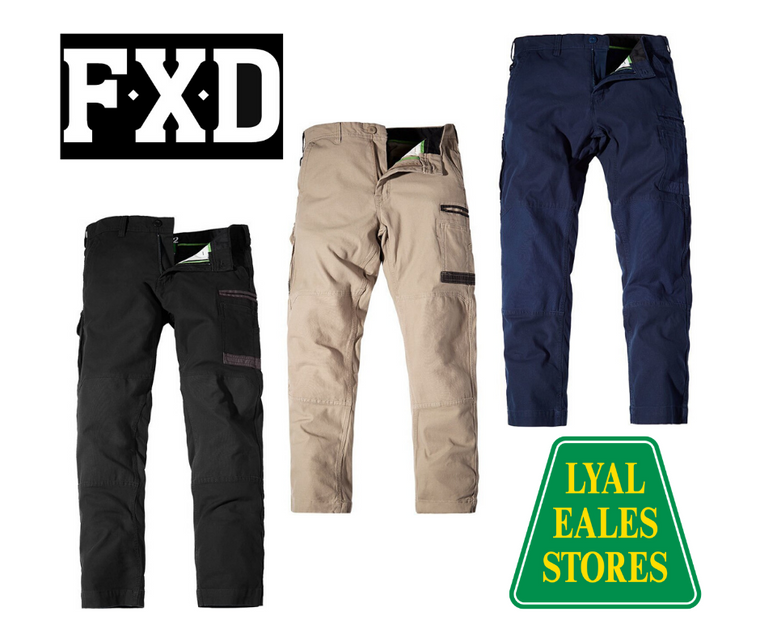 WP-3 - FXD Stretch Work Pants
