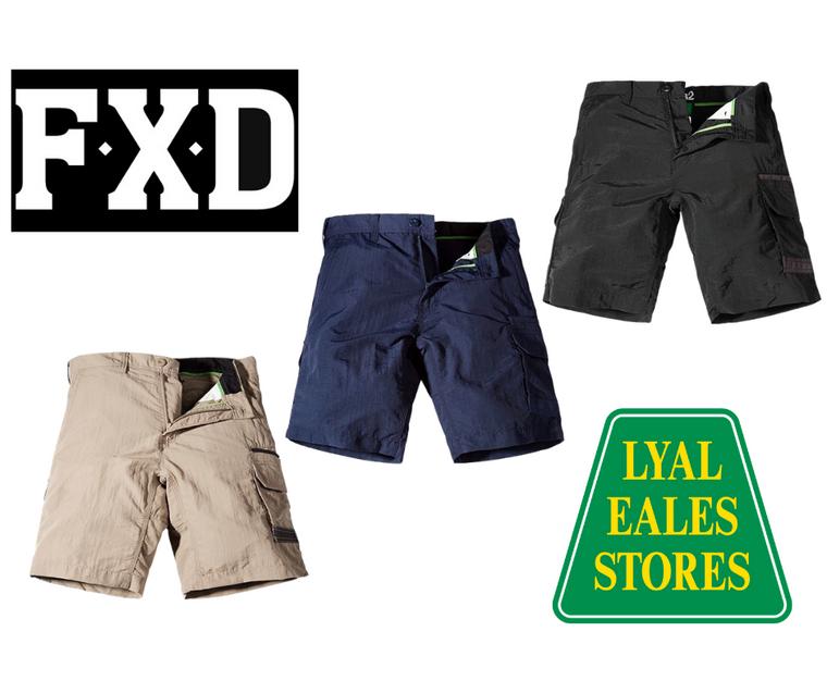 LS-1 FXD Lightweight Work Shorts