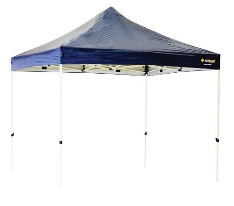Oztrail Deluxe Gazebo 3M X 3M Shade Shelter Tents Marquee Stall Stand