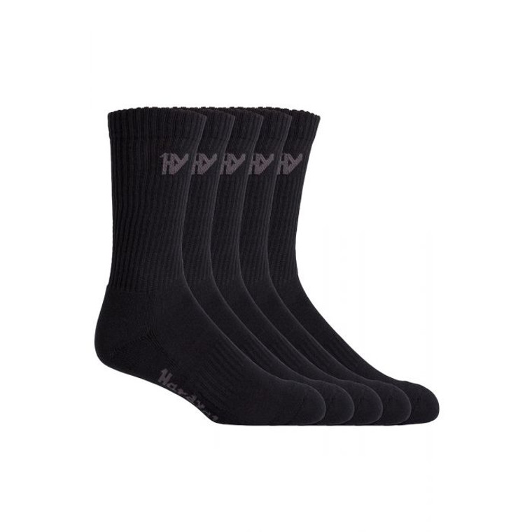 COTTON CREW WORK SOCK 5 PACK