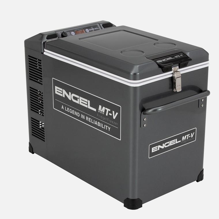 40 Litre, Gunmetal, 12/24V DC (2.6/1.3A) & 240V AC, 24kg