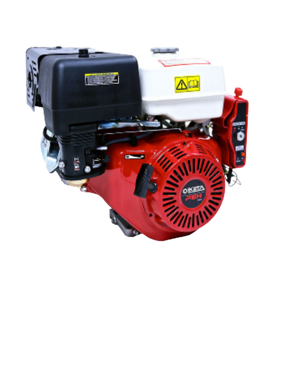13HP PETROL ENGINE HORIZONTAL E-START PEH-133