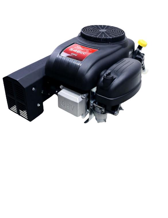 18 HP PETROL ENGINE VERTICAL SHAFT  E - START PEV-180