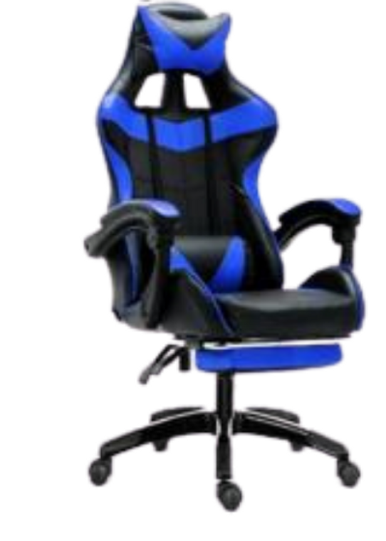 GAMING OFFICE CHAIR - BLUE