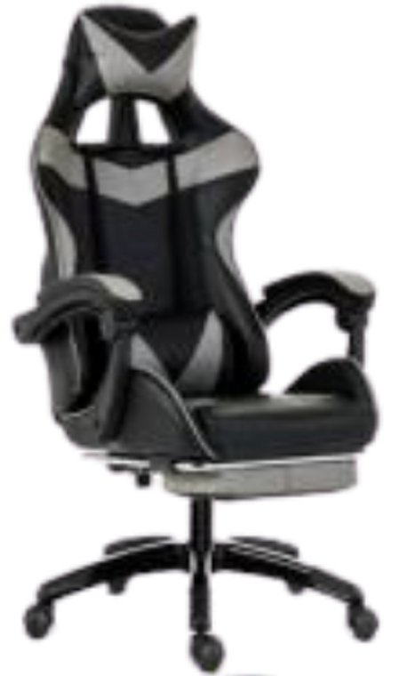 GAMING OFFICE CHAIR - GREY