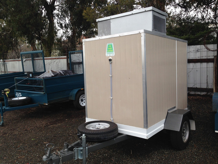 Mobile Cool Room - Hire Trailer