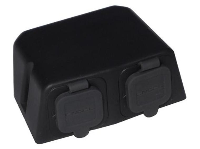 Engel OPAN :: Surface Mount Dual Socket Posi-fit, Cigar