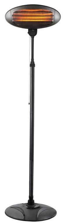 HELLER  Electric Outdoor Patio Heater 2000W