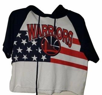 Americana Warriors Hoodie