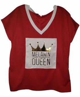 Red Melanin Queen