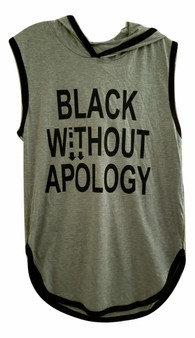 Gray Black Apology