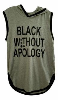 Gray Black Apology