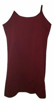 Red Wine Tunic Cami