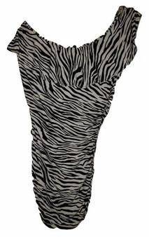 One Shoulder Slim Fit Dress