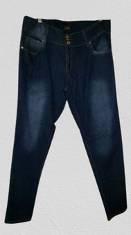 Blue Fade Jeans