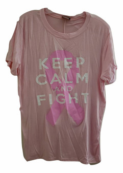 Pink Keep Calm Fight