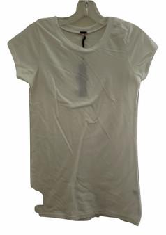 white shirt, junior