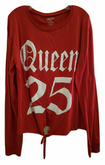 Red White Queen 25