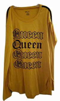 Mustard Long Queen