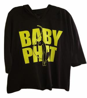 Baby Phat White Multi Hoodie