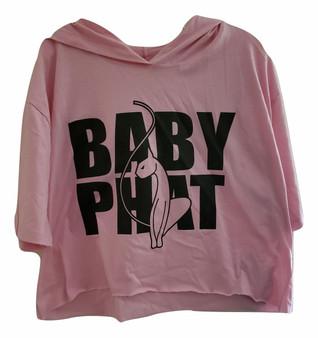 Baby Phat Pink Hoodie