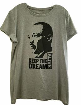 Gray Keep Hope Alive MLK Jr