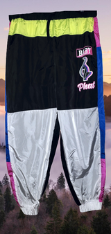 Baby Phat Pink Wind Joggers