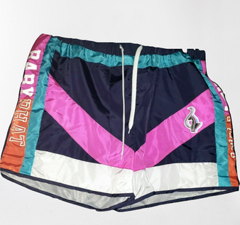 Baby Phat Pink Wind Shorts