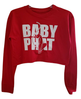Baby Phat Red White Top