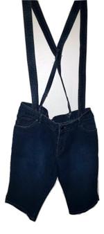 Blue Jeans Suspender