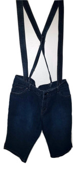 Blue Jeans Suspender