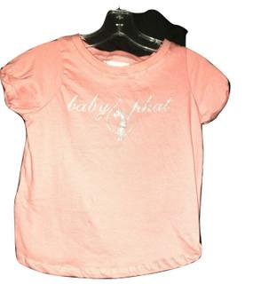 Baby Phat Pink White Shirt
