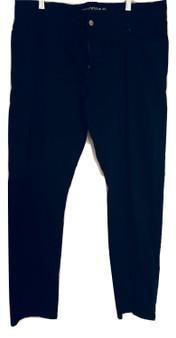 Black Butt Lifter Skinny Jeans