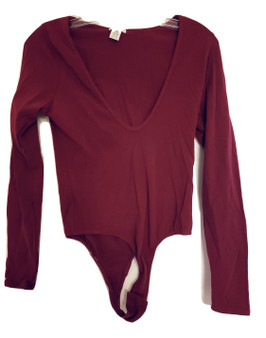 Wine Rose Body Suits